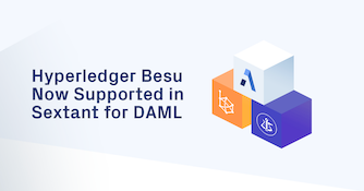 Hyperledger Besu now has DAML Smart Contracts